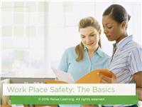 Workplace Safety: The Basics